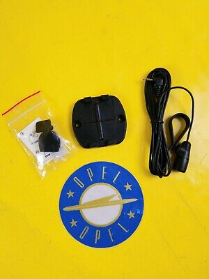 New + Orig Vauxhall Accessories Set Cable Microphone For Handsfree Kit Universal • 27.07£