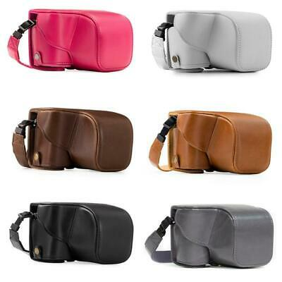 $ CDN59.20 • Buy MegaGear Protective Leather Camera Case For Sony Alpha A6000, A6300 With 16-50mm