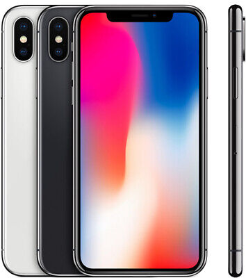 View Details Apple IPhone X 64GB Unlocked Good Condition  • 599.95$