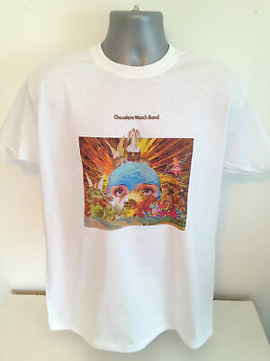 CHOCOLATE WATCH BAND T-SHIRT 60s Garage Punk Rock Psychedelic Watchband Nuggets • 12.99£