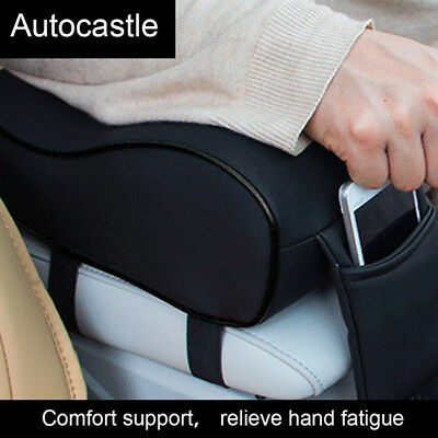 $ CDN18.03 • Buy Best Armrest Pad Car Cushion Mat Covers Interior Parts With Phone Pocket Easeful