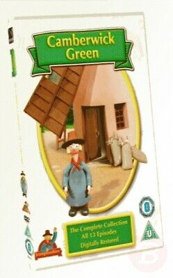 £38.16 • Buy Camberwick Green: The Complete Collection [DVD] [1966]