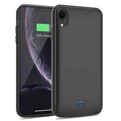 External Battery Charging Case For IPhone 6 6S 7 8 Plus X Charger Power Cover UK • 27.35£