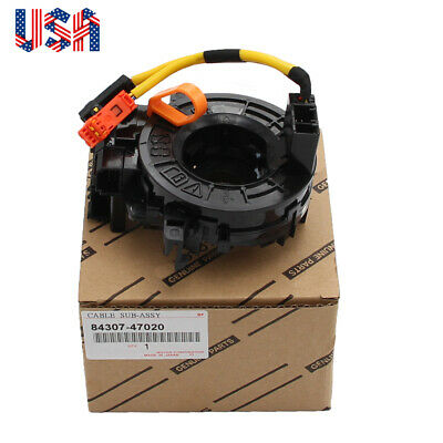 $24.41 • Buy Air Bag Spiral Cable Clock Spring Fits For Toyota Prius Yaris 84307-47020