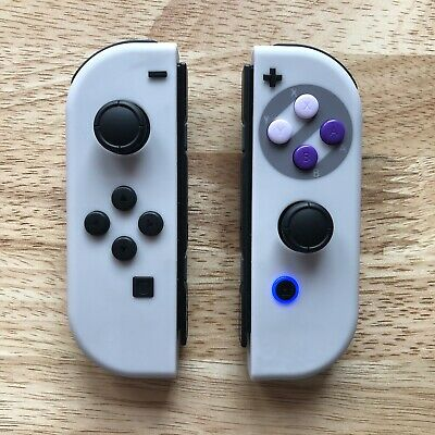 $105 • Buy Nintendo Switch SNES Super Famicom Joy Con Controllers