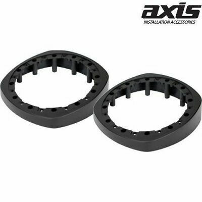 AU19.95 • Buy Axis 5.25-6.75 Inch Universal Sloped Style Speaker Spacers Amplifier Accessories