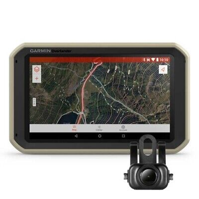 AU1116.85 • Buy Garmin Overlander Rugged Off-Road GPS With BC 35 Wireless Reversing Camera (A...