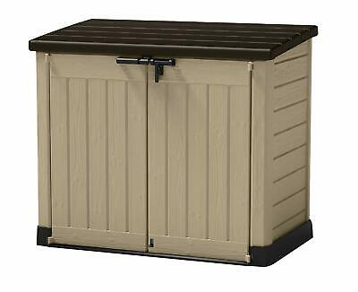 £179.99 • Buy Keter Store It Out MAX Garden Lockable Storage Box - 125 X 145cm - LARGE SIZE