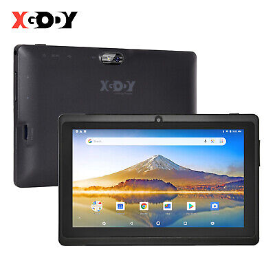 £50.99 • Buy XGODY 9  Inch Android Quad-core 6.0 / 9.0 16/32GB Tablet PC 2xCam Bluetooth WiFi