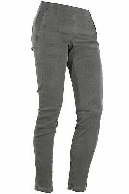 £21.67 • Buy Mac Dream Slim Fitted Stretch Jeans Trousers Ladies Grey Size 34 To 46