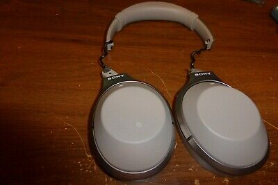 $ CDN67.92 • Buy Sony WH-1000XM2 Gold Noise Cancelling Wireless Headphones W/Issue  AS-IS  #10