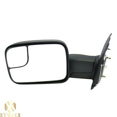 $94.91 • Buy Left Driver Side Power Heated Towing Mirror For 02-08 Ram 1500 03-09 2500 3500