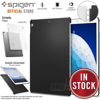 AU34.99 • Buy For Apple IPad Pro/Air 3 10.5  Case Genuine SPIGEN Thin Fit Slim Fit Hard Cover