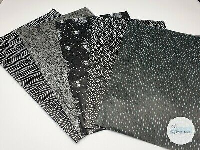 £6.95 • Buy Decopatch Paper, Decoupage Paper BLACK Collection Pack ***5x Full Size Sheets***