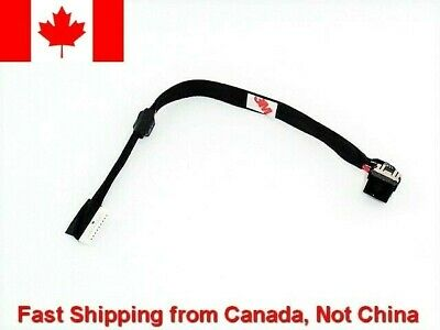 $ CDN8.28 • Buy Dell Alienware 17 R3 17R3 6RPMJ New DC In Power Jack Charging Cable DC30100ZK00