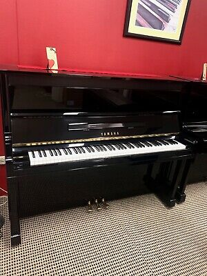 AU120 • Buy YAMAHA U10BL-LUXURY PIANO+HIRE $120 P/month-made In JAPAN-PLEASE READ