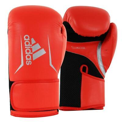 AU49.99 • Buy Adidas Speed 50 Boxing / MMA 12oz Gloves In Red