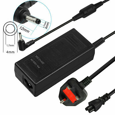 £10.32 • Buy For Lenovo IdeaPad 320s-14IKB 310-15ISK Laptop AC Adapter Charger Power Cable