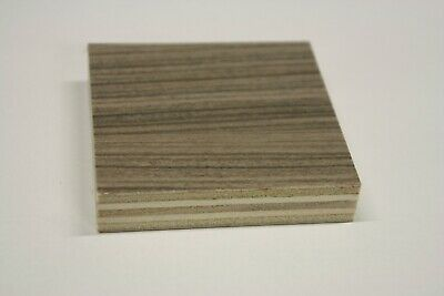 £1.05 • Buy Driftwood Light Weight Ply Campervan Furniture Board, 15mm, Double Faced