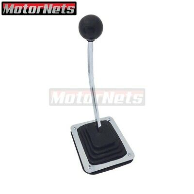 AU109.27 • Buy Universal 3 4 Speed Floor Shifter Conversion Kit GM Column 700R4 Ford C6 904 727