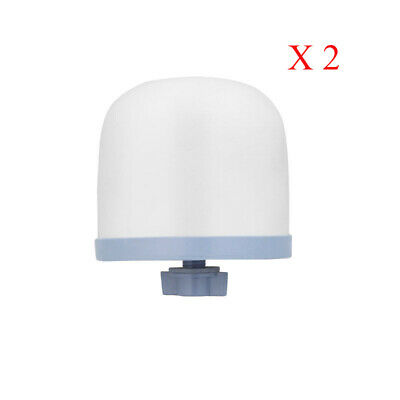 AU26.10 • Buy 2PCS Ceramic Filter Replacement Dome Cartridge For 8 Stage Multi Water Purifier