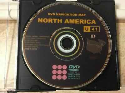 $ CDN12.12 • Buy New LATEST Gen 5 Toyota Lexus Scion WEST Navigation Map Update DVD Ver 16.1 U41