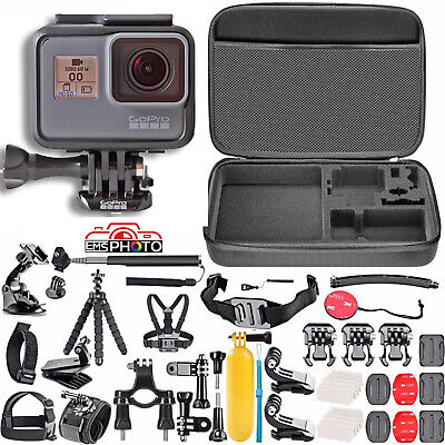 $ CDN245.85 • Buy GoPro HERO 5 Black Edition With ALL Sports Accessories CHDRB-501