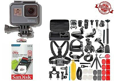 $ CDN247.40 • Buy GoPro HERO5 HERO 5 Black Edition With ALL Sports Accessories Bundle 32GB KIT