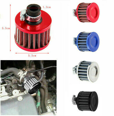 $5.99 • Buy 12mm Cold Air Intake Filter Turbo Vent Crankcase Car Breather Valve Cover USA