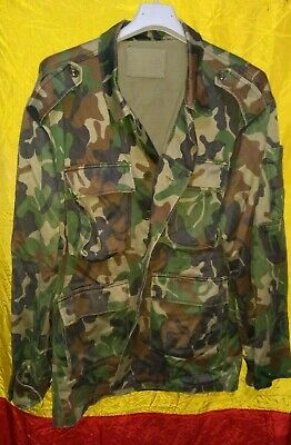 $79 • Buy  M90 Leaf Special Forces Rare Cut/fabric Camouflage Camo Romanian Army Para