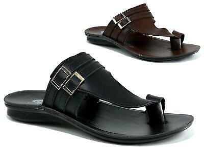 Men's New Fashion- Comfy Toe Post Slip On Summer Walking Sandal UK Size 6-10 • 9.45£