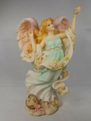 $14.99 • Buy Seraphim Classics Angels By Roman Chelsea Summer's Delight 78048 Angel Figurine