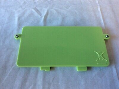 £9.34 • Buy Fisher Price Rainforest Baby Crib Mobile Replacement Battery Door Cover Green