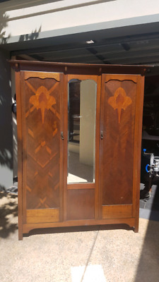 AU420 • Buy Lovely Antique Wardrobe