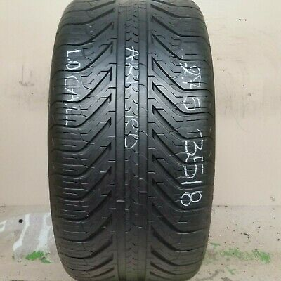 $75 • Buy NO SHIPPING ONLY LOCAL PICK UP 1 Tire 275 35 18 Michelin Pilot Sport A/S Plus