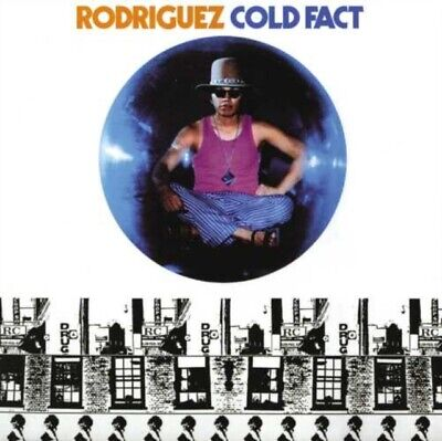 Rodriguez - Cold Fact NEW CD • 5.48£