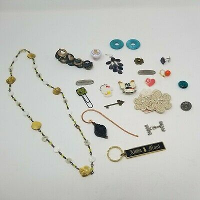 $ CDN12.99 • Buy Vintage Junk Drawer Jewelry Lot
