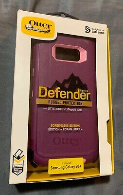 $ CDN27.96 • Buy OtterBox Defender Screenless Edition Case W/Holster For Samsung Galaxy S8+ Plus