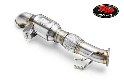 Downpipe FORD Focus ST Mk3 2.0T + CATALYST EURO4/200CPSI • 602.99£