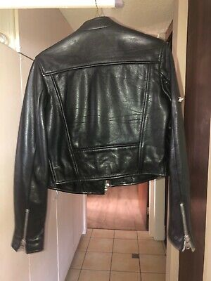 AU400 • Buy Scanlan Theodore Size 8 Leather Jacket - Worn Twice Only - Excellent Condition