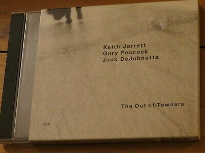 The Out Of Towners - Keith JARRETT; Gary PEACOCK; Jack DeJOHNETTE (ECM CD) • 5£