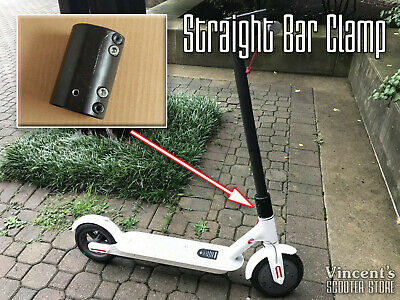 $49 • Buy STRAIGHT BAR CLAMP For Xiaomi Electric Scooter M365 Conversion Part