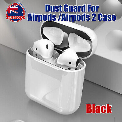 AU3.89 • Buy Dust Guard Iron Powder Protective Cover Metal Film Sticker For AirPods Airpod C