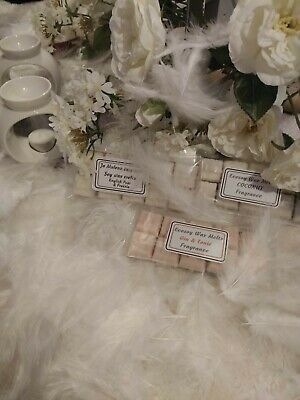 Soy Wax Melts Designer Perfume/unstoppables/comfort/festive Scents  • 2£
