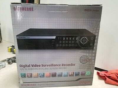 $150 • Buy DigiMerge DH230 Series  DH238000B TOUCH DVR NO HDD H.264 Recorder