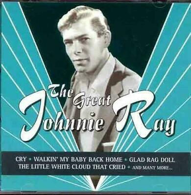 The Great Johnnie Ray, Johnnie Ray, Audio CD, (6) • 1.99£