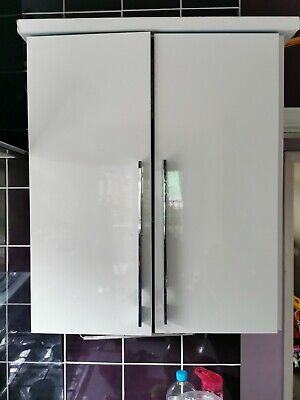 Kitchen Cabinet Doors White Gloss  • 49.99£