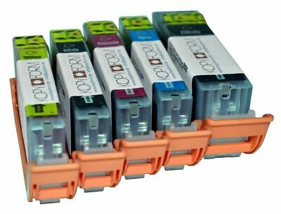 £39 • Buy Pre-Filled Edible Ink Cartridges For Canon Printers PGI-580, CLI-581 For TS705