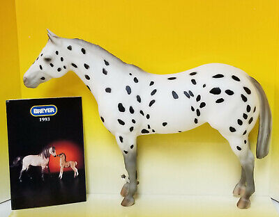 Breyer 860 Family Appaloosa Mare Leopard Lady Phase Model Horse NICE - NIB • 49.48£