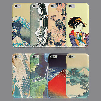 AU12.49 • Buy Aesthetic Hokusai Japan Art Phone Case For Iphone 7 8 Xs Xr Samsung S8 S9 Plus